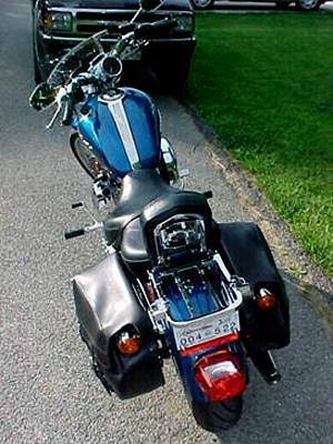 2005 Sportster Xl1200c With 10 Inch Ape Hangers