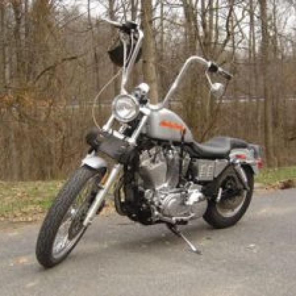 Sportster 16 Inch Apes