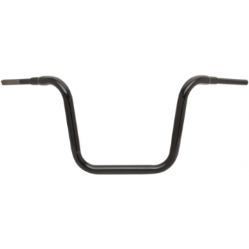 Buffalo Big 1 1/2 inch Ape Hangers 13 inch Gloss Black