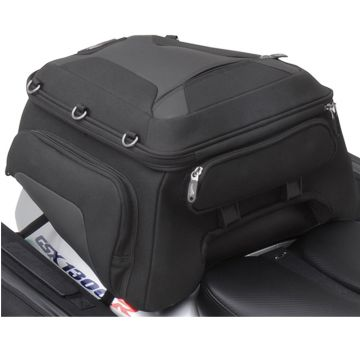 Saddlemen TS1620S Tunnel/Tail Bag (Wide Tunnel)
