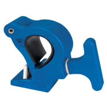 """Jim's Fork Leg and Tube Holder Tool for Vise mount, Up to 2"""" Diameter tubes"""