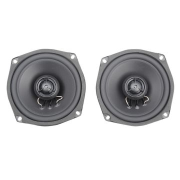 Hogtunes 356F Front Speakers for 1998-2005 Harley-Davidson Electra Glide, Classic and Ultra Classic models