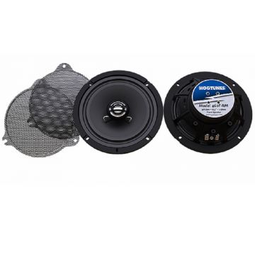 "Hogtunes 462F-RM 6.5"" Front Speakers for 2014 and newer Harley-Davidson Ultra, Limited, Street Glide and Road Glide models"