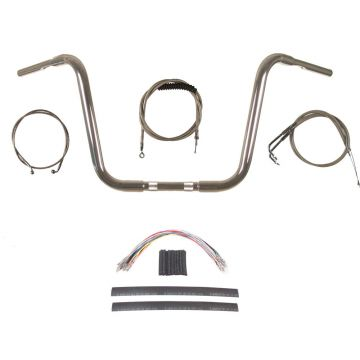 Build Your Own Custom Road King 2014-2021 BASIC Ape Hangers Handlebar DIY kit