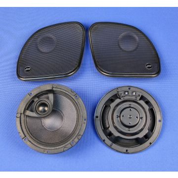 "J&M Audio 6.58"" Fairing Speaker kit 2015 and Newer Harley-Davidson Road Glide models"
