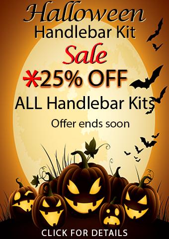 Halloween Handlebar Kit Sale