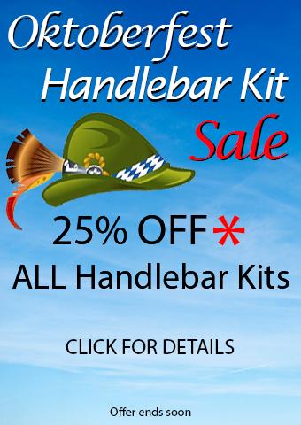 Oktoberfest Handlebar Kit Sale