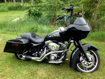 Road Glide Vs Street Glide >> Road Glide – Hill Country Custom Cycles Photo Gallery