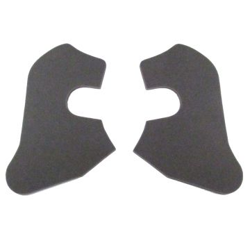 J&M Audio Speaker Acoustic Pads for 1989-2013 Harley-Davidson Touring Models with Batwing Fairings