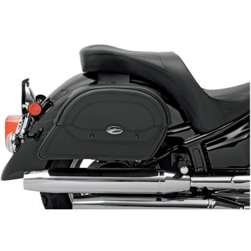 Saddlemen Express Cruis'n™ Large Slant Saddlebags