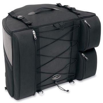 Saddlemen SaddleStow BR4100 Dresser Back Seat Bag