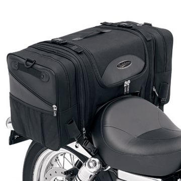 Saddlemen SaddleStow TS3200DE Deluxe Tail Bag