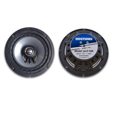 Hogtunes 362F-RM Front Speakers for 2014 and newer Harley-Davidson Ultra Classic, Street Glide & Trike models