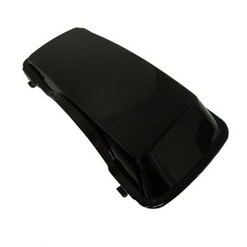 ABS Saddlebag Left Side Lid for 1997-2013 Harley-Davidson Touring models