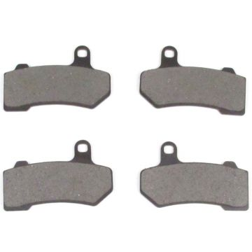 Front Brake Pad set for 2008-2013 Harley-Davidson Touring models