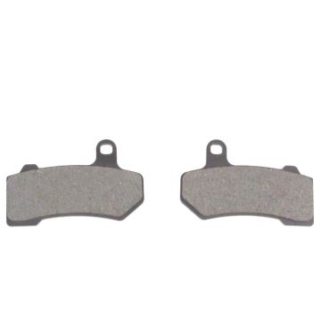 Rear Brake Pads for 2008-2013 Harley-Davidson Touring models