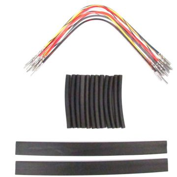 "8"" Handlebar Wiring Extension Harness for 1996-2006 Harley-Davidson Softail, Dyna & Sportster models"