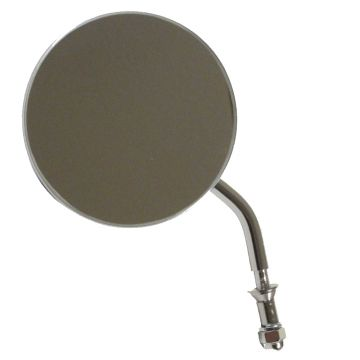 "Stock 4"" Round Mirror for Harley-Davidson Models"