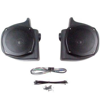 """J&M Audio Rokker 7.25"""" Lower Fairing Speakers for 2006-2013 Harley-Davidson Touring models"""