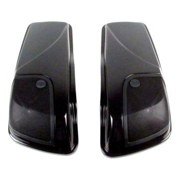"J&M Rokker XXR 5 x 7"" Saddlebag Lid Speaker kit for 2014 and Newer Harley-Davidson Touring models"