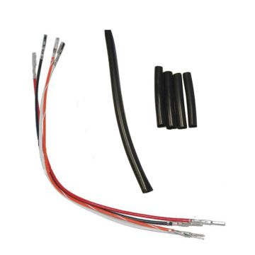 "15"" Reverse Wiring Extension Harness for 2009-2013 Harley-Davidson Tri-Glide Trike models"