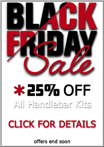 Black Friday Handlebar Kit Sale