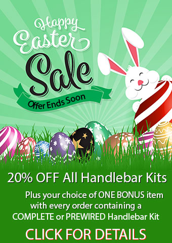 Easter Handlebar Kit Bonus Sale