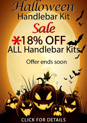 Halloween Handlebar Kit Sale