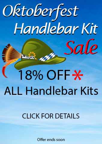 Octoberfest Handlebar Kit Sale