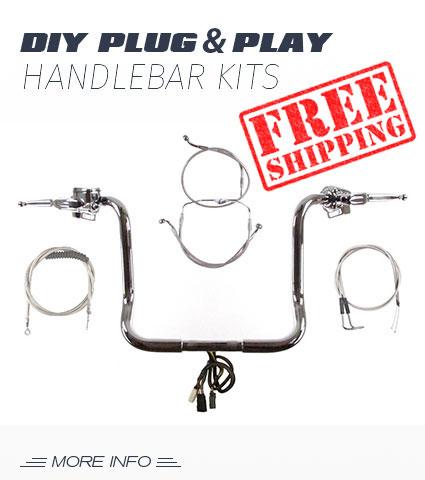 DIY Custom Handlebar Kits